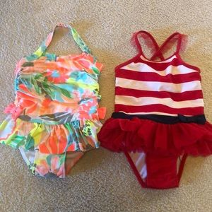 Cat and jack bathing suits